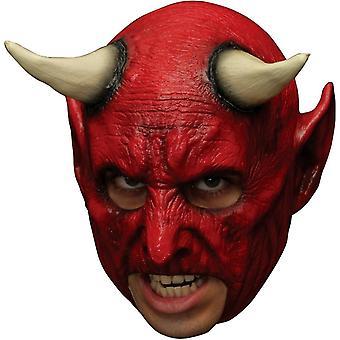 Demon Chinless Mask For Halloween