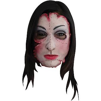 Serial Killer 16 Latex Face For Halloween
