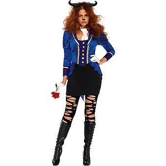 Beauty and the Beast Female Beast Adult Costume