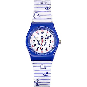 Watch Lulu Castagnette 38774 - Silicone round woman