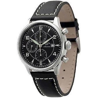 Zeno-Watch Herrenuhr Godat II Chronograph Date 6273TVD-g1