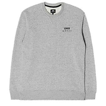 Edwin Base Crew Sweatshirt