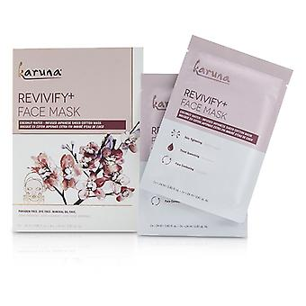 Karuna Revivify+ Face Mask - 4sheets