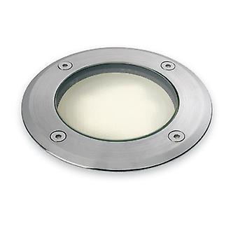 Erstlicht-1 Light Walkover Recessed Light-Round Edelstahl IP67-6002ST