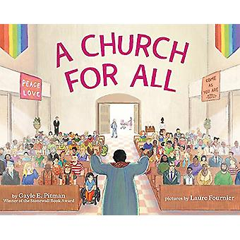 A Church for All by Gayle E. Pitman - 9780807511794 Book