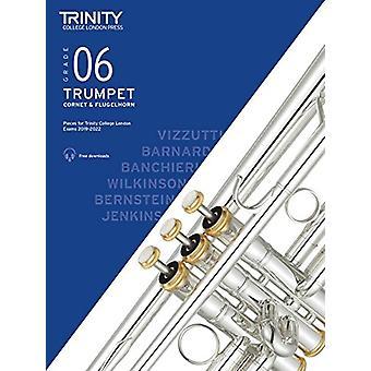 Trumpet - Cornet & Flugelhorn Exam Pieces 2019-2022 Grade 6 by Tr