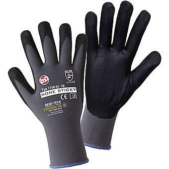 L+D worky FOAM Nylon NITRILE 1158-9 Nylon Protective glove Size (gloves): 9, L EN 388:2016 CAT II 1 Pair