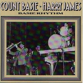 Basie/James - Basie Rhythm [CD] USA import
