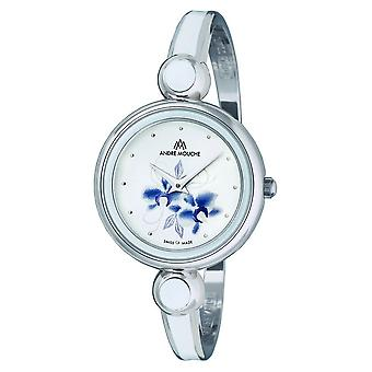 Andre Mouche - Wristwatch - Ladies - ARIA-FLOWER - 457-01071