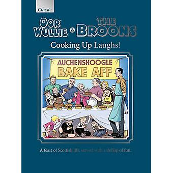 The Broons/Oor Willie Giftbook 2017 by DC Thomson - 9781845356149 Book