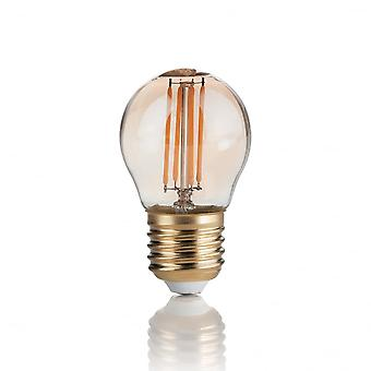 Ideal Lux Light Bulb Vintage E27 3.5W Sfera
