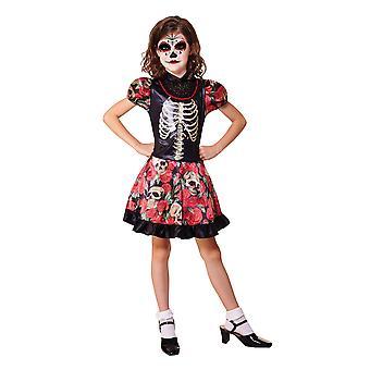 Bristol nyhed Childrens/Girls Day af Dead Dead Girl Dress