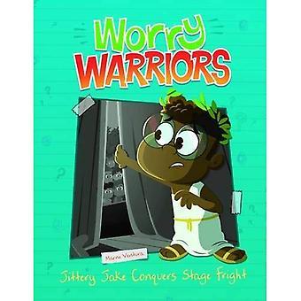 Zenuwachtig Jake verovert plankenkoorts (zorgen Warriors: Warriors zorgen)