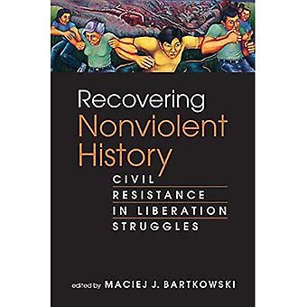 Herstellende geweldloze geschiedenis: Maatschappelijk verzet in de strijd van de bevrijding