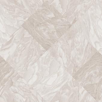 Rasch Marble Tile Pattern Fond d'écran Réaliste Faux Effet Métallique Embossed 282511