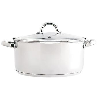 Spenn Ottawa Inox kasserolle med lokk (kjøkken, husholdning, kjeler og panner)
