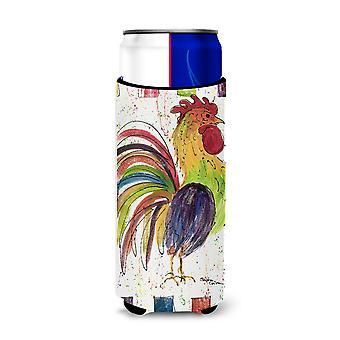 Carolines Treasures 8071-ouder rooster Ultra drank isolatoren voor slanke blikjes