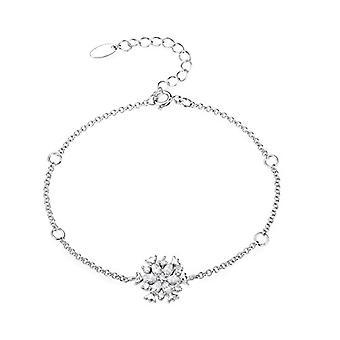 Fei Liu Fine Jewellery Bracelet with Silver Charm - SNF-925R-404-CZ00