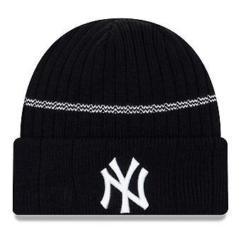 New Era MLB SPORT Strick Winter Mütze - New York Yankees