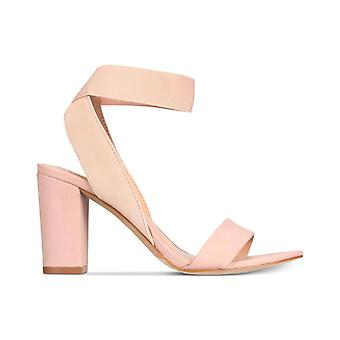 INC International Concepts Donne Kiernan Tessuto Open Toe Ankle Strap Classic...