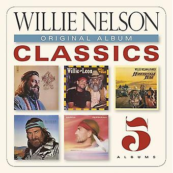 Willie Nelson - Original Album Classics [CD] USA import