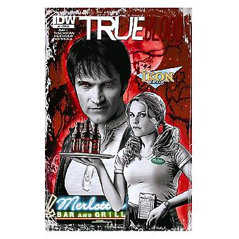 True Blood Comic #4 (Australian yksinoikeudella)