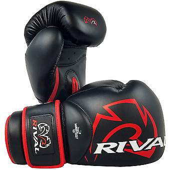 RIVAL Boxing RS4 Aero Sparring Gloves 2.0 - 12 oz. - Black