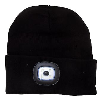 Pro klimaat mens Vision LED Beanie muts