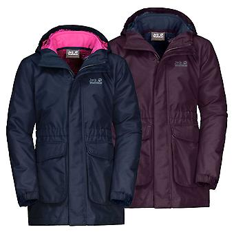Jack Wolfskin Girls Ice Cave 3 in 1 Jacket