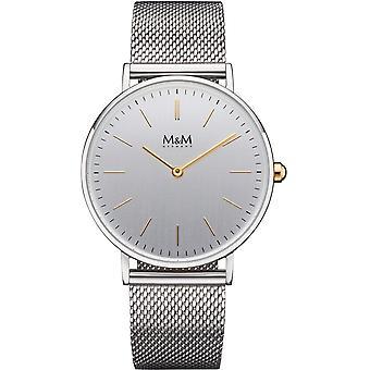 M & M Germany M11892-162 Basic 36 Ladies Watch