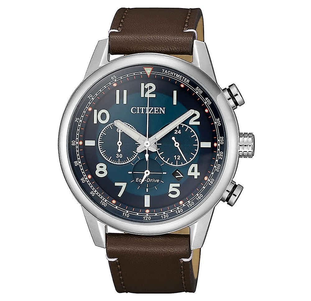 Citizen Ca4420-13l Chronograph Eco-Drive men's Watch 43 Mm