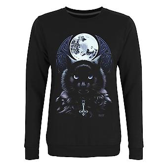 Requiem Collective Womens/Ladies The Bewitching Hour Sweatshirt