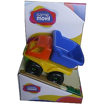 Game Movil25507 Lorry in Box Small Toy