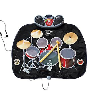 Christmas Shop Drum Kit Playmat