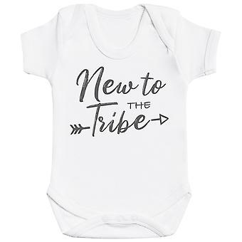 Tribe Family - Matching Set - Baby Bodysuit, Mum & Dad T-Shirt