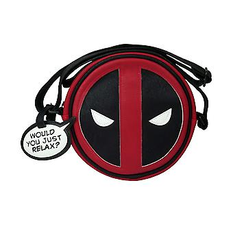 Sac à main Deadpool Faux Leather Loungefly Cross Body