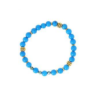 Les Austauschbarer Riemen A59323 - Bobo Chic Bleu Femme