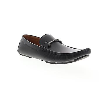 Unlisted by Kenneth Cole Hope Driver D Mens Black Casual Slip On Loafers Shoes