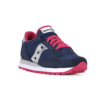 Saucony jazz blue pink sneakers fashion