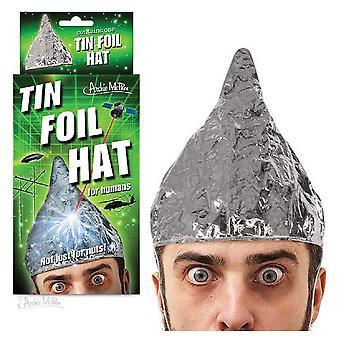 Archie McPhee menselijke tin folie hoed