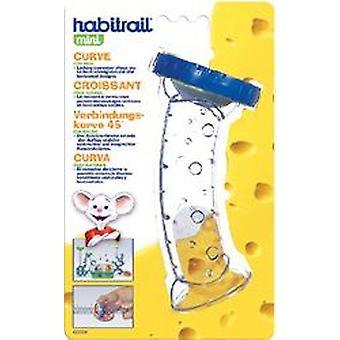 Habitrail Habitrail MINI SEMI CURVO (Small pets , Cage Accessories , Tunnels)
