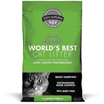 World's Best Cat Litter clumping (Cats , Grooming & Wellbeing , Cat Litter)