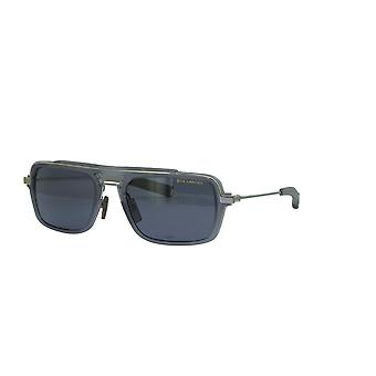 Dita Lancier LSA-404 DLS404 03 Matte Crystal Grey-Black Palladium/Grey Polarised Sunglasses