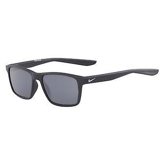 نايكي WHIZ EV1160 010 ماتي Anthracite-أبيض/رمادي-فضة فلاش النظارات الشمسية