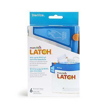 Munchkin Latch Steriliser Bag