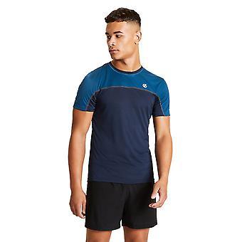 Dare 2b Herren Bemerkenswerte schnell trocknenwickenLauf T Shirt