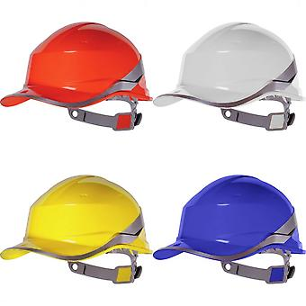 Venitex Hi-Vis Baseball PPE Safety Helmet