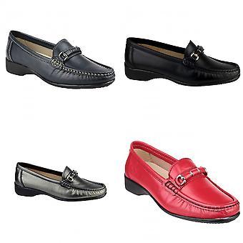 Cotswold Barrington Ladies Loafer Slip On Shoes