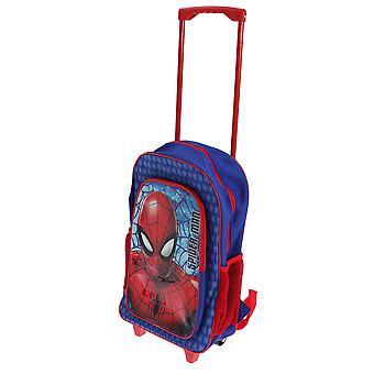 Marvel lasten/lapset Hämähäkkimies rullan reppu