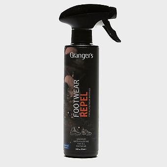 New Grangers Universal Footwear Repel Proofer Black (en)